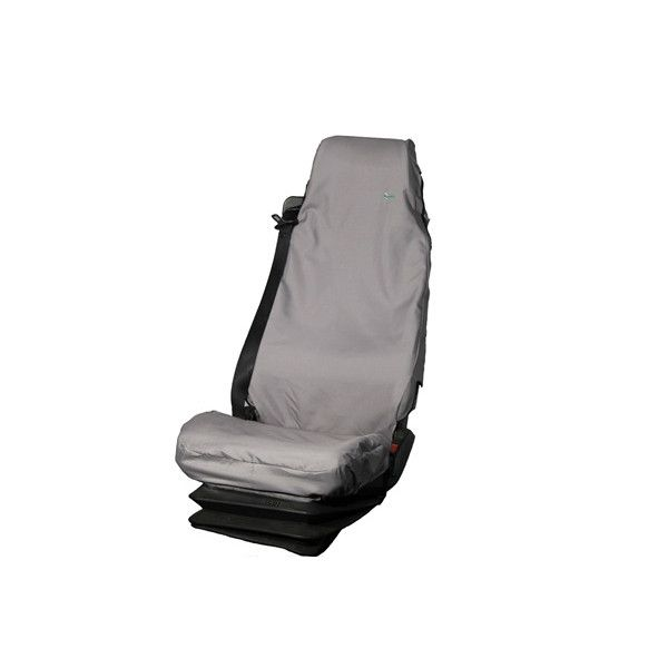 Truck Seat Cover Single Grey