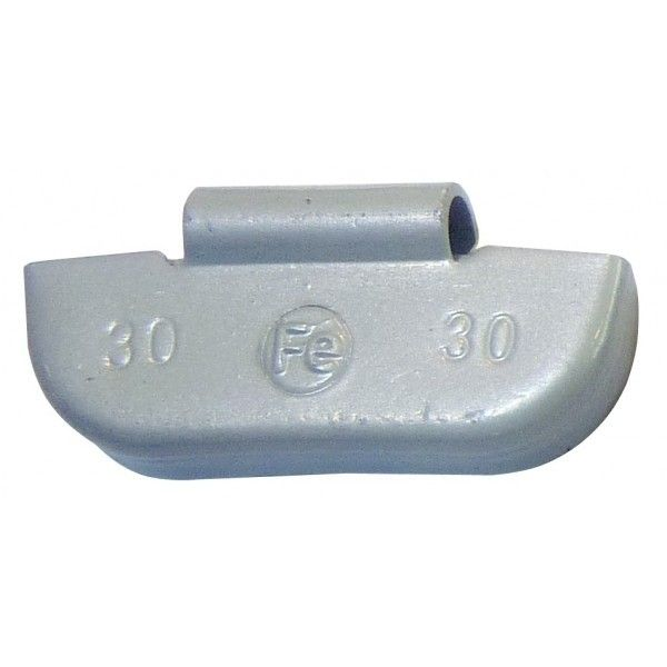 Steel Wheel Weight 30G Pack Of 100