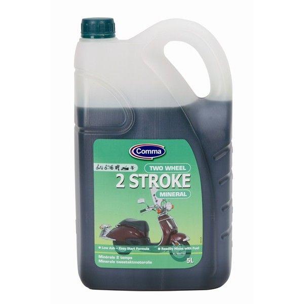 2 Stroke Mineral 5 Litre