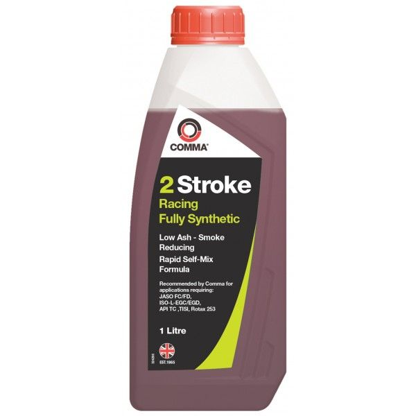 2 Stroke Racing Fully Synthetic 1 Litre
