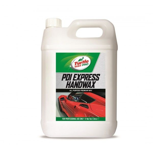 Express Hand Wax New Formula 5 Litre
