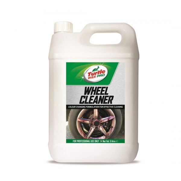 Wheel Cleaner Colour Changing 5 Litre