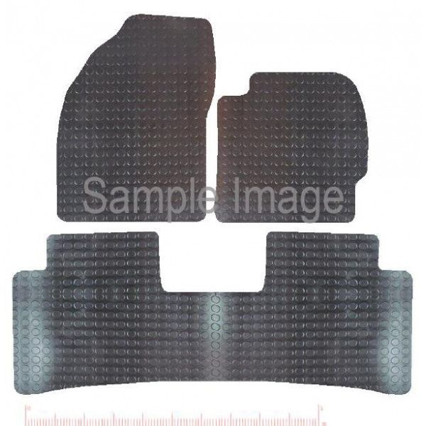 Rubber Tailored Car Mat Toyota Prius Taxi Version 20092012 Pattern 3359