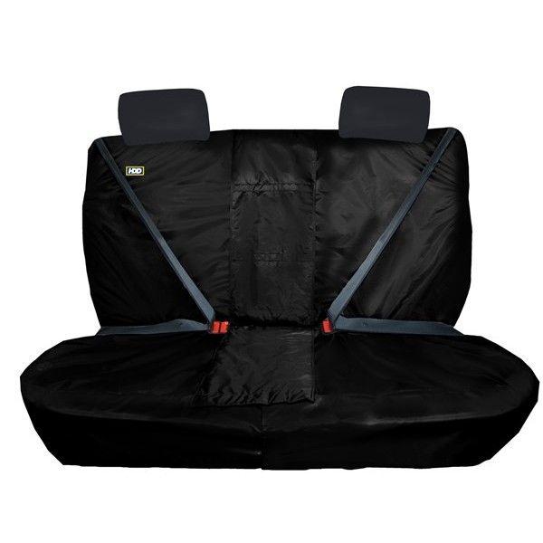 Car Seat Cover Rear Black