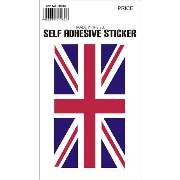 Outdoor Vinyl Sticker Medium Union Jack