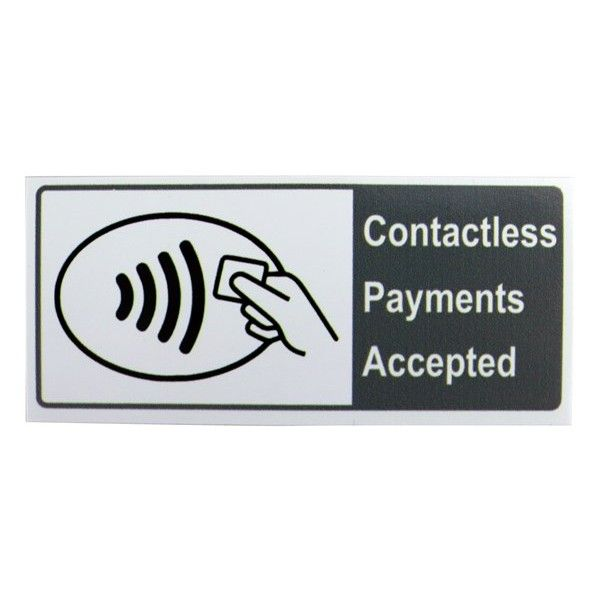 Self Adhesive Sticker Contactless Payment Sticker