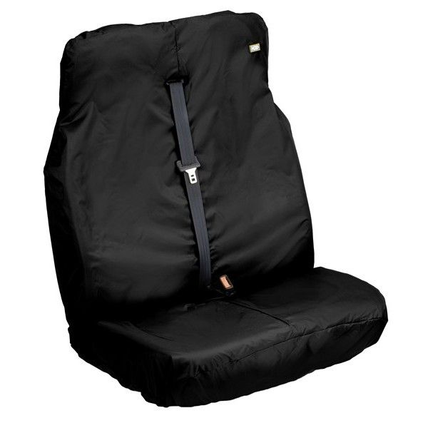 Van Seat Cover Double Black