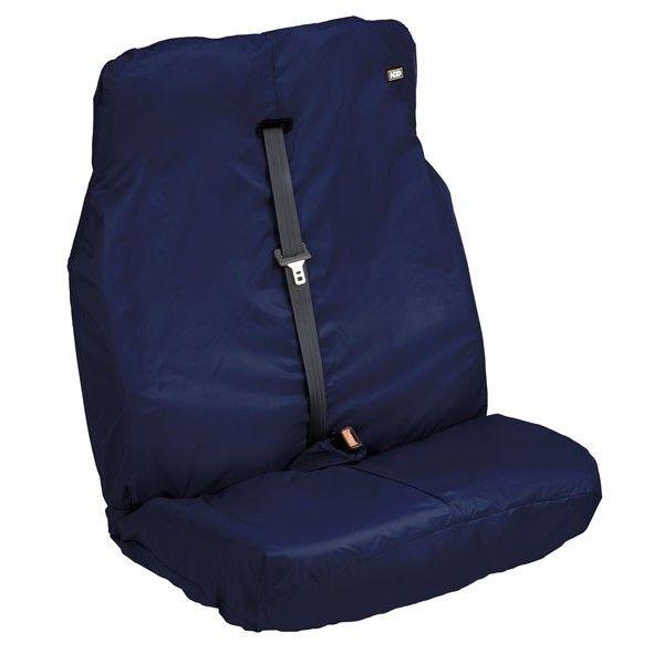 Van Seat Cover Double Blue