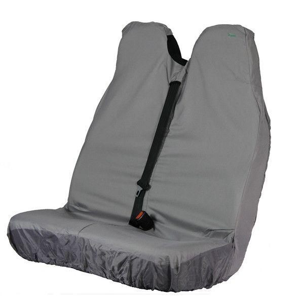 Van Seat Cover Double Grey