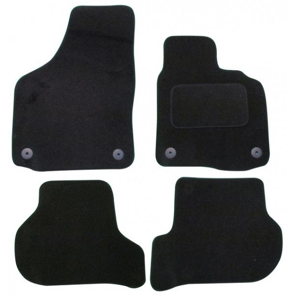 Standard Tailored Car Mat Vw Scirocco 2008 Onwards Pattern 1366