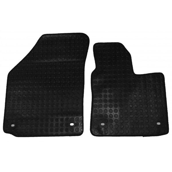 Rubber Tailored Car Mat Vw Caddy 2004 Onwards Pattern 1423