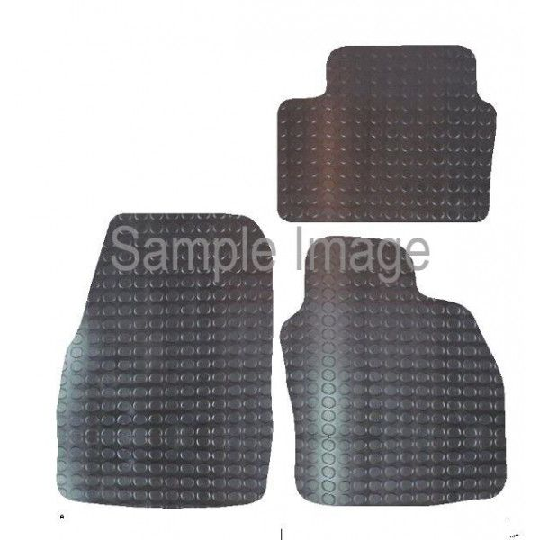 Rubber Tailored Car Mat Vauxhall Astra 20042009 Pattern 1304