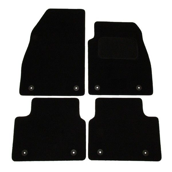 Standard Tailored Car Mat Vauxhall Insignia With 8 Clips 2013 Onwards Pattern 3291