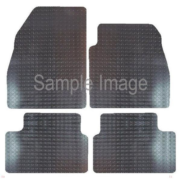 Rubber Tailored Car Mat Vauxhall Insignia 2013 Onwards Pattern 3291