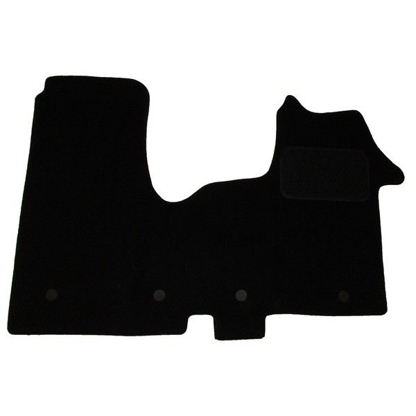 Standard Tailored Car Mat Vauxhall Vivaro With 4 Clips 2014 Onwards Pattern 3441A