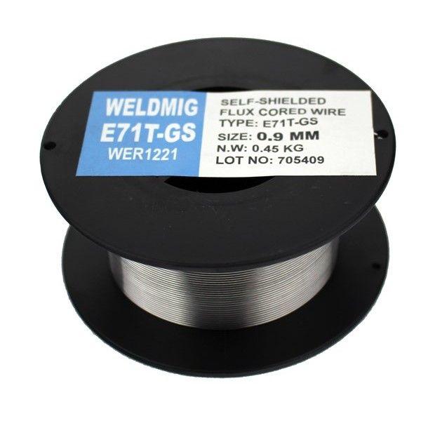 Gasless Welding Mig Wire 0.9Mm 0.45Kg