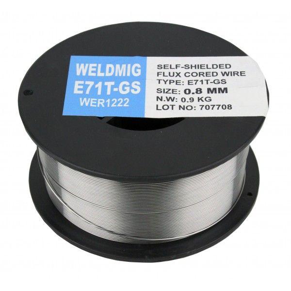 Gasless Welding Mig Wire 0.8Mm 0.9Kg