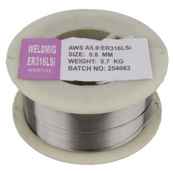 Mig Welding Wire Stainless Steel 0.8Mm 0.7Kg