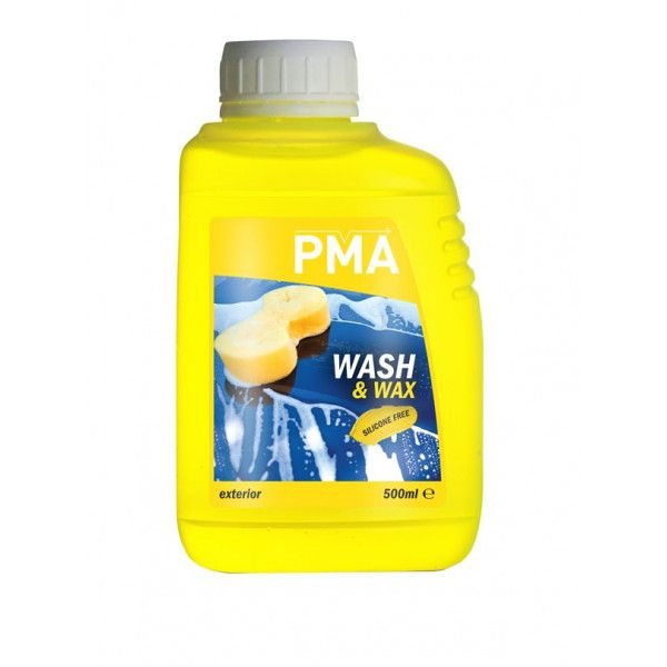 Wash Wax 500Ml