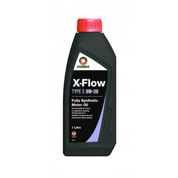 Xflow Type E 0W20 1 Litre