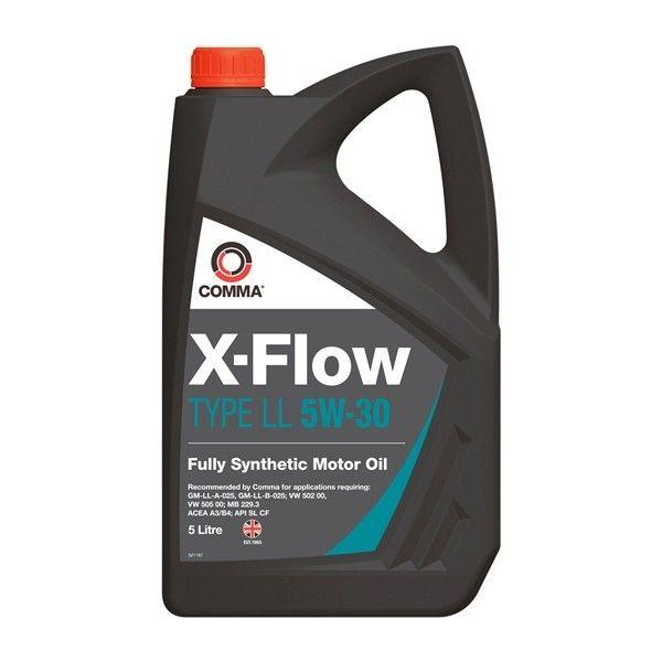 Xflow Type Ll 5W30 5 Litre