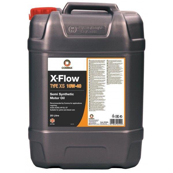 Xflow Type Xs 10W40 20 Litre