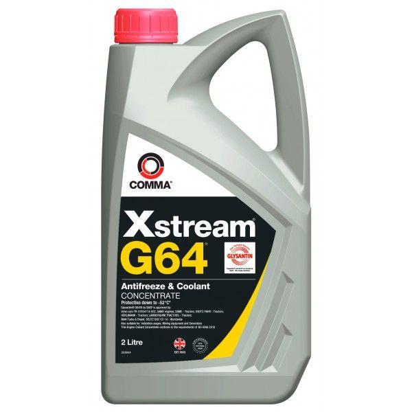 Xstream G64 Antifreeze Coolant Concentrate