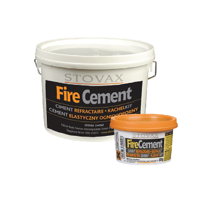 Fire Cement - 500G Tub (12)