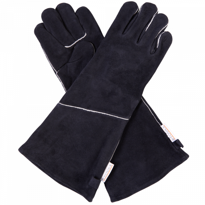 Leather Gloves (Extra Long)