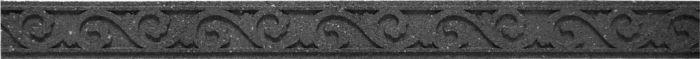Primeur Flexi Curve Border Scroll Grey