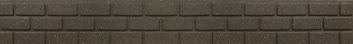 Primeur Ultra Curve Border Brick Tall 15Cm Earth