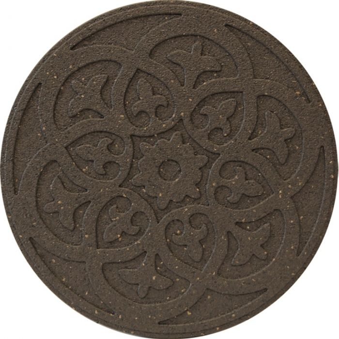 Primeur Reversible Stepping Stone Scroll Earth