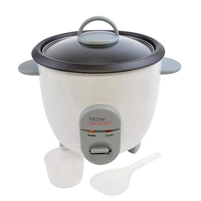 Kitchenperfected Automatic Rice Cooker 0.8L 350W