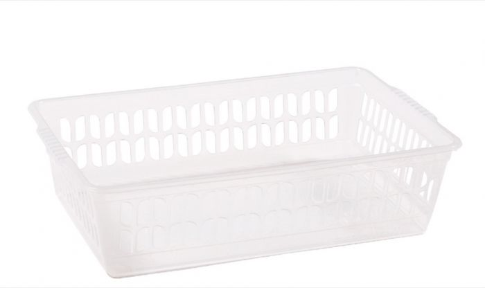 Wham Small Handy Basket Clear