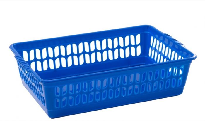 Wham Small Handy Basket Blue