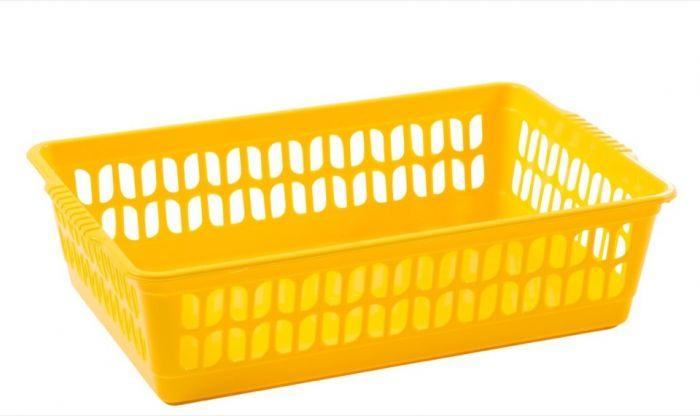 Wham Small Handy Basket Yellow