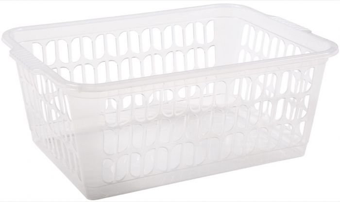 Wham Large Handy Basket Clear
