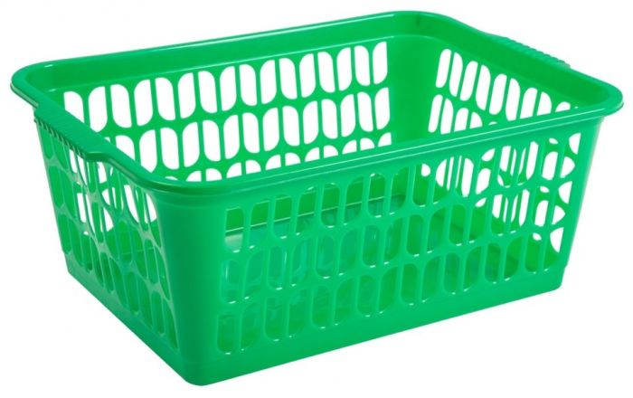 Wham Large Handy Basket Green