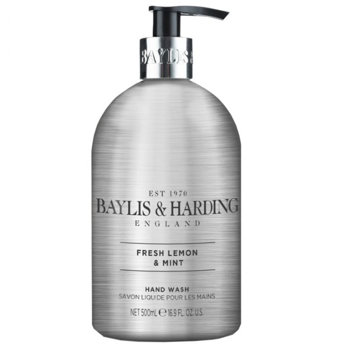 Baylis & Harding Hand Wash 500Ml Fresh Lemon & Mint