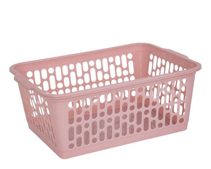 Wham Large Handy Basket Pink