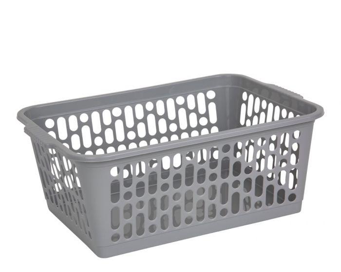 Wham Large Handy Basket Grey