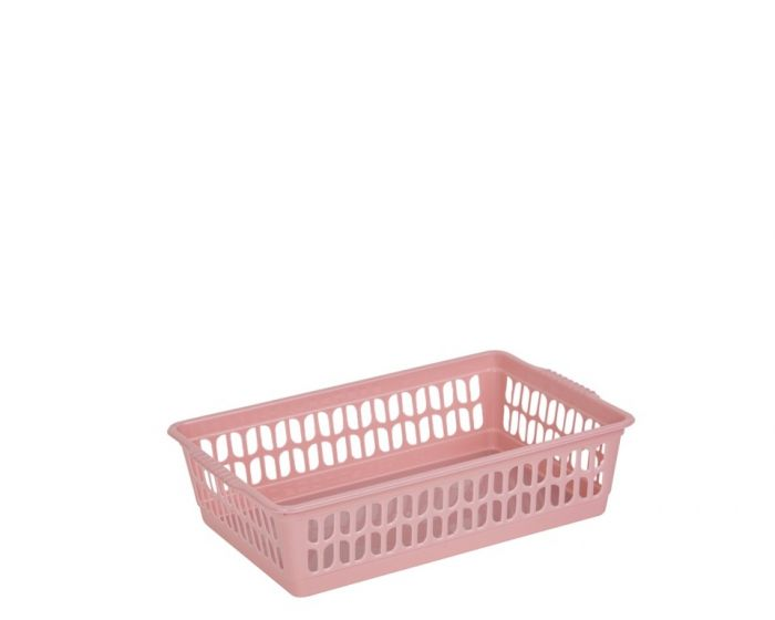 Wham Small Handy Basket Pink