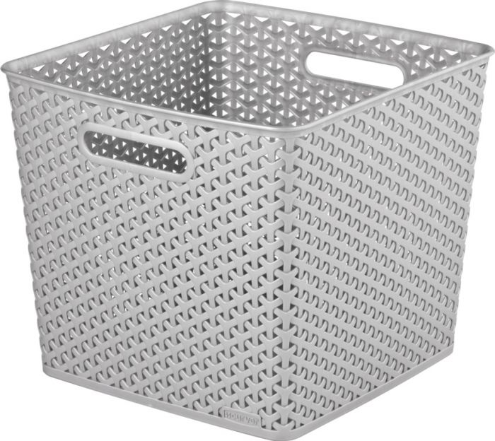 Curver My Style Box Square Grey