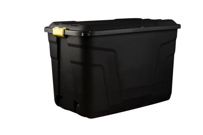 Strata Heavy Duty Storage Box & Lid 190L