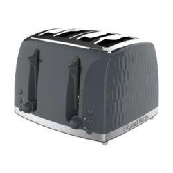 Honeycomb Textured Toaster