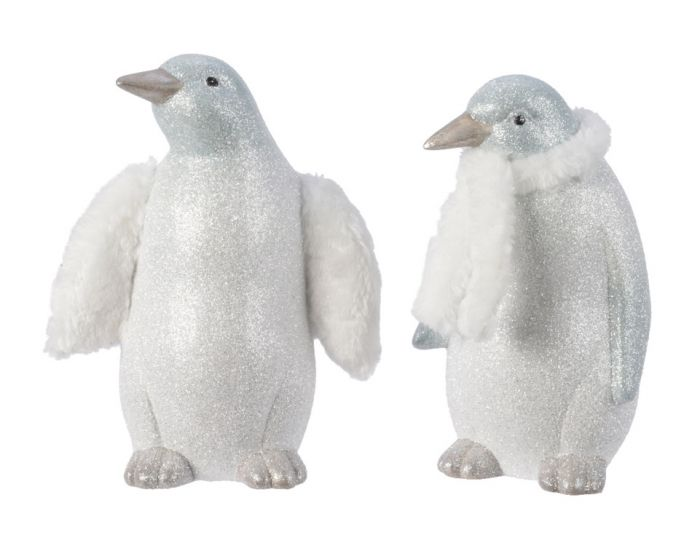 Terrac Penguin With Fur On Wings