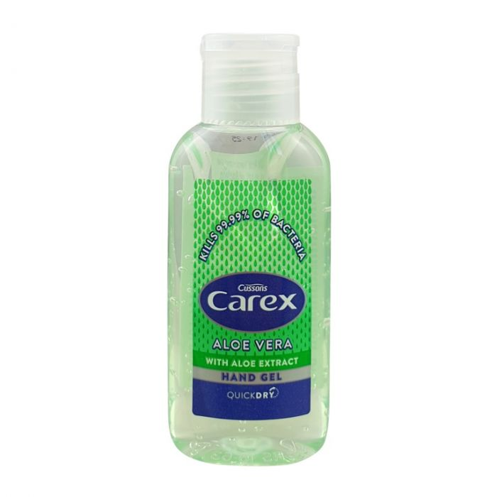 Carex Hand Sanitiser Gel 50Ml