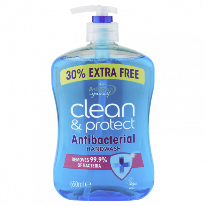 Clean & Protect Handwash