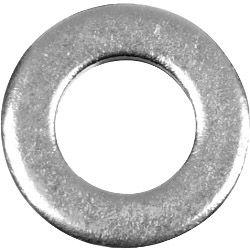 Supafix Flat Washer Pack 100 M10 - Zinc Plated