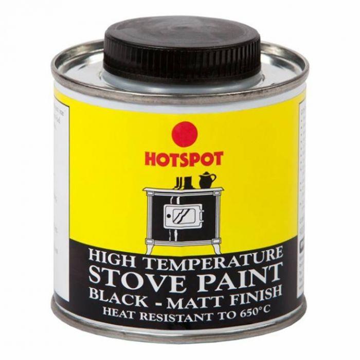 Stove Paint Tin
